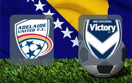 Adelaide United - Melbourne Victory