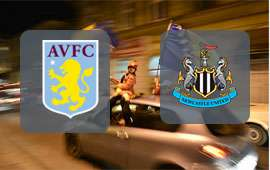 Aston Villa - Newcastle United