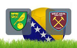 Norwich City - West Ham United