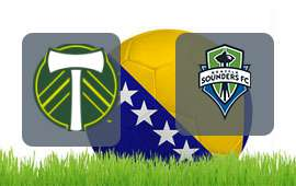 Portland Timbers - Seattle Sounders FC